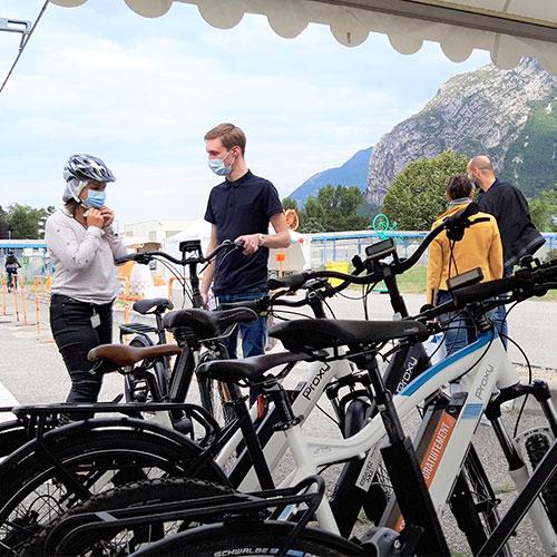 Pourquoi mettre en place des vélos électriques en libre-service en entreprise ?, Nobelity